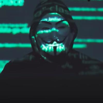 Хакеры из Anonymous записали дискредитирующее видеообращение к Илону Маску