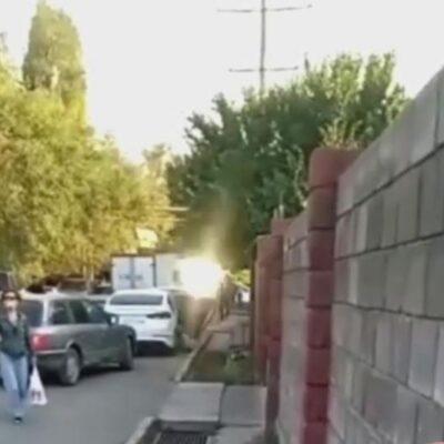 Перестрелка в Алматы: пять человек погибли (видео)